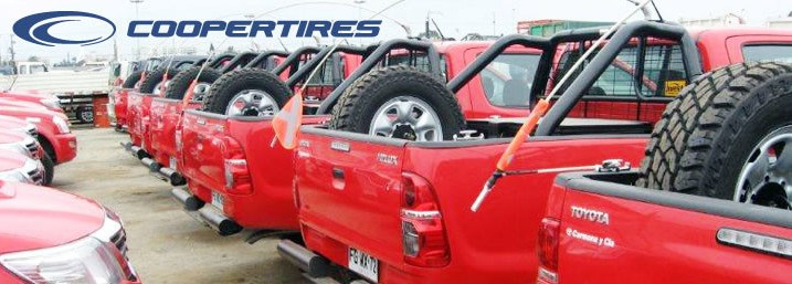 Neumáticos camionetas empresas cooper tires